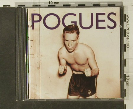 Pogues: Peace And Love, WEA(), D, 1989 - CD - 55288 - 10,00 Euro