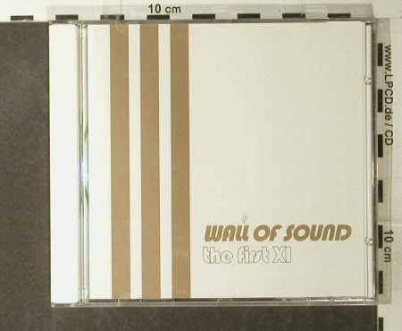 V.A.The Second XI: E-Klektik...Mekon vs Artery,11 Tr., Wall Of Sound(Wall cd004), D, 1997 - CD - 55359 - 5,00 Euro