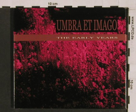 Umbra Et Imago: Early Years, Digi, SoulFood(), D, 04 - CD - 55384 - 11,50 Euro