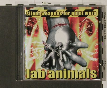 Lab Animals: Silent Weapons For Quiet, High Gain(), ,  - CD - 55498 - 7,50 Euro