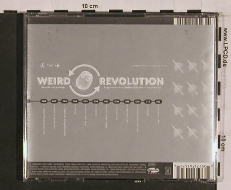 Butthole Surfers: Weird Revolution, Hollywood(), EU, 2001 - CD - 55556 - 10,00 Euro