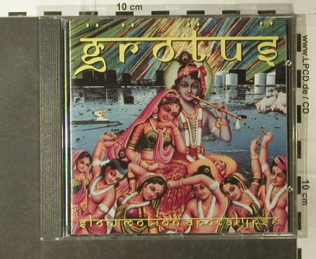 Grotus: Slow Motion Apocalypse, Alternative Tentacles(18118), UK, 1993 - CD - 55732 - 5,00 Euro