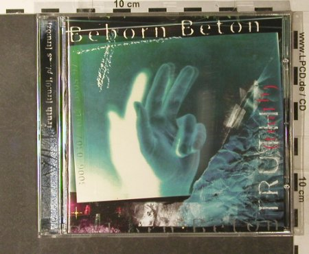 Beborn Beton: Truth, Strange Ways(1261-2), D, 1997 - CD - 55783 - 7,50 Euro