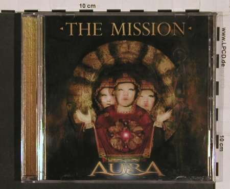 Mission: Aura, Playground Rec.(085-62762), D, 2001 - CD - 55800 - 11,50 Euro