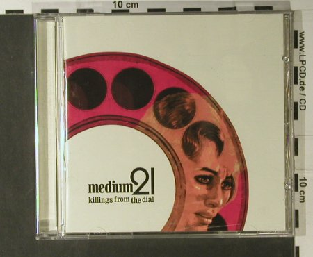 Medium 21: Killing From the Dial, Island(), EU, 2003 - CD - 55982 - 5,00 Euro