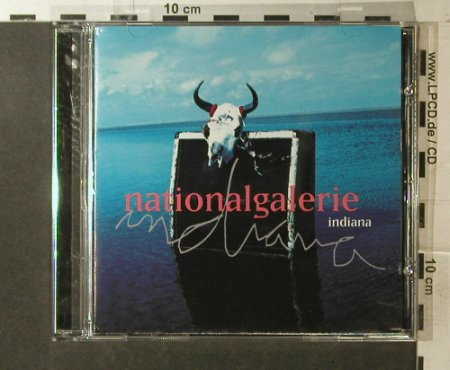 Nationalgalerie: Indiana, Dragnet(), A, 1993 - CD - 56057 - 7,50 Euro