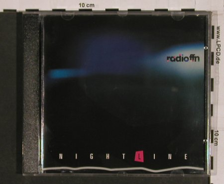 V.A.Radio FFN: Nightline,17Tr., U.Kniep,Ecki Stieg, SPV(), D, 1992 - CD - 56128 - 5,00 Euro