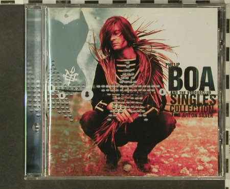 Boa,Phillip & Voodooclub: Singles Collect.-Fine Art Of Silver, Motor(533 913-2), D, 1996 - CD - 56240 - 10,00 Euro