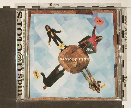 Spin Doctors: Turn It Upside Down, Epic(476886 2), A, 1994 - CD - 56397 - 5,00 Euro