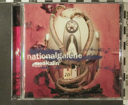 Nationalgalerie: Meskalin, Dragnet(), D, 1995 - CD - 56425 - 10,00 Euro