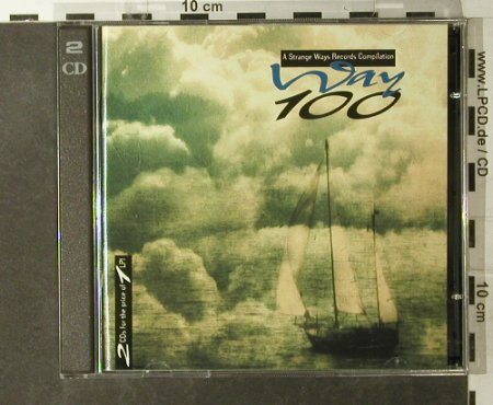 V.A.Way 100: 37 Tr., Strange Ways Records(1200-2), D, 1995 - 2CD - 56480 - 5,00 Euro
