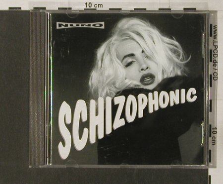 Nuno: Schizophonic, AM(), D, 96 - CD - 56505 - 5,00 Euro