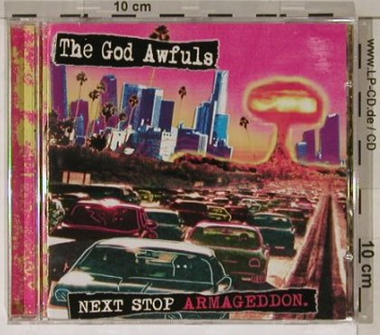 God Awfuls, the: Next Stop,Armageddon, Kung Fu(78819-2), ,  - CD - 56544 - 11,50 Euro