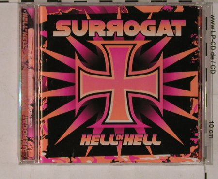 Surrogat: Hell in Hell, Motor(), D, 03 - CD - 56586 - 11,50 Euro