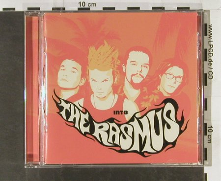 Rasmus,The: Into, Edel(), D, 2001 - CD - 56676 - 7,50 Euro