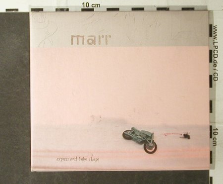 Marr: Express And Take Shape, Digi, Grand Hotel Van Cleef(), D, 2004 - CD - 56711 - 10,00 Euro
