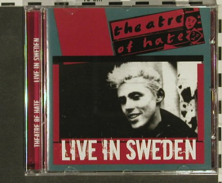 Theatre Of Hate: Live in Sweden, Easterstone(), UK, 2006 - CD - 56785 - 7,50 Euro