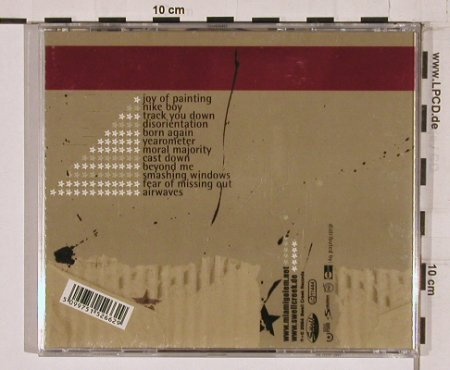 Miami Golem: Year Whatever, SwellCreek(), , 2004 - CD - 56920 - 5,00 Euro