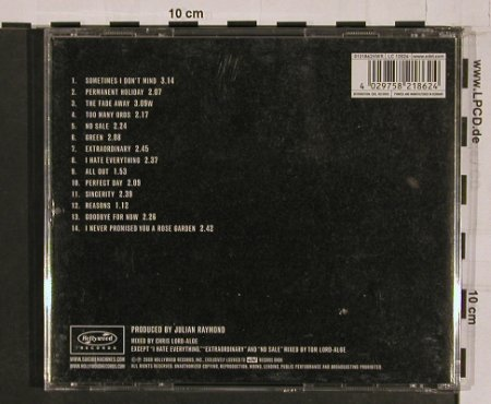 Suicide Machines: Same, Hollywood(), D, 00 - CD - 56928 - 10,00 Euro