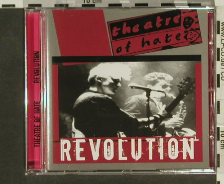 Theatre Of Hate: Revolution, Easterstone(ESRC008), UK, 2006 - CD - 56947 - 7,50 Euro