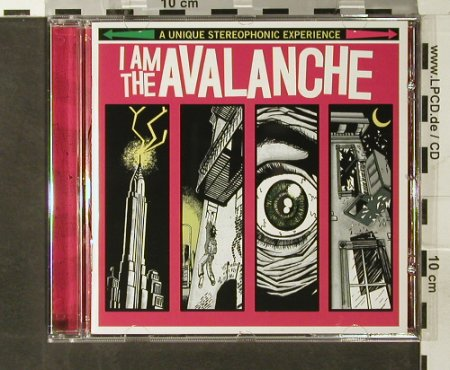 I am the Avalanche: Same, Drive-Thru(), EU, 2005 - CD - 56970 - 7,50 Euro