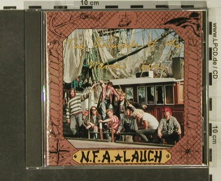 N.F.A. / Launch: Admirals Of The Narrow Seas, Jelly(018), D, 1992 - CD - 57100 - 10,00 Euro