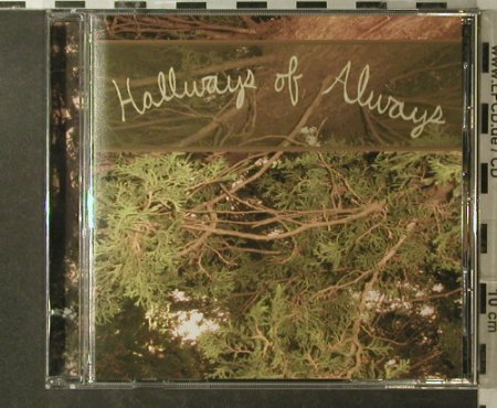 Hoyston,Jenny/William Whitmore: Hallways of Always, 6 Tr. EP, co, Southern Rec(), US, 2006 - CD - 57501 - 5,00 Euro