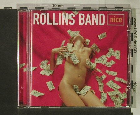 Rollins Band: Nice, 2.31.61 Rec(), D, 2000 - CD - 57576 - 10,00 Euro