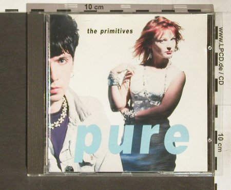 Primitives: Pure, RCA(PD 74252), D,vg+/m-, 89 - CD - 57590 - 5,00 Euro