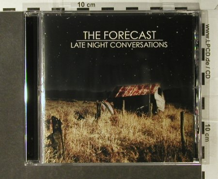 Forecast, the: Late Night Conversations, Victory(VR278), US, co, 2005 - CD - 57613 - 5,00 Euro