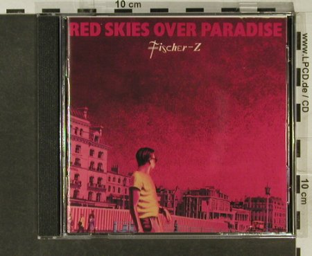 Fischer-z: Red Skies Over Paradise, EMI(), D, 1981 - CD - 57749 - 7,50 Euro