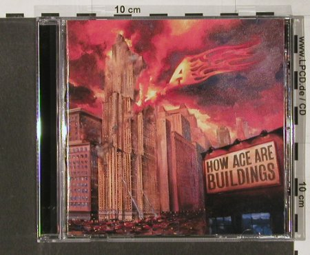 A: How Ace Are Buildings, London(), D, 1997 - CD - 57819 - 7,50 Euro