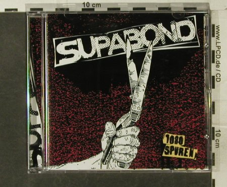 Supabond: 1080 Spuren, Klartext Records(3038), D, 2006 - CD - 57877 - 10,00 Euro