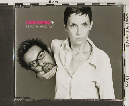 Eurythmics: I Saved The World Today*2+1, BMG(), EEC, 99 - CD5inch - 57915 - 4,00 Euro