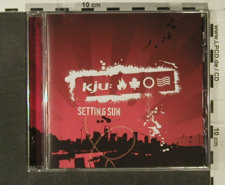 KJU:: Setting Sun, Treasure Tapes(TT 001), D, 2007 - CD - 57944 - 10,00 Euro
