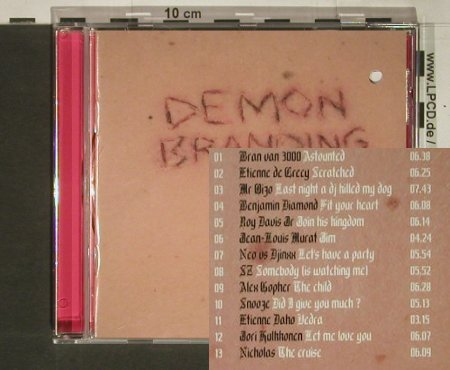 V.A.Demon Branding: 13 Tr., co, Wagram(), , 2002 - CD - 57998 - 7,50 Euro
