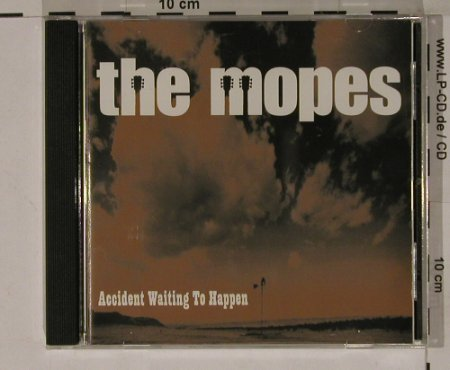 Mopes: Accident Waiting To Happen, Lookout(), US, 99 - CD - 58075 - 10,00 Euro