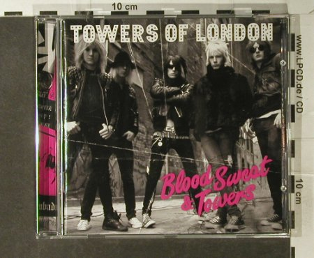 Towers Of London: Blood Sweat & Towers, TVT(TV-2730-2), D, 2006 - CD - 58246 - 10,00 Euro