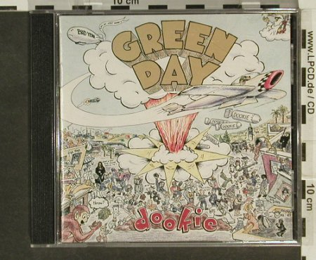 Green Day: Dookie, Reprise(), D, 1994 - CD - 58370 - 7,50 Euro