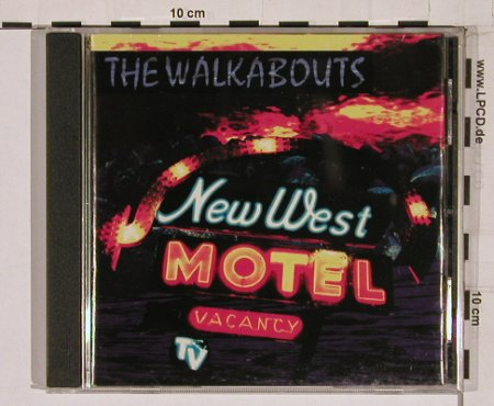 Walkabouts: New West Motel, SubPop(), D, 93 - CD - 58376 - 10,00 Euro