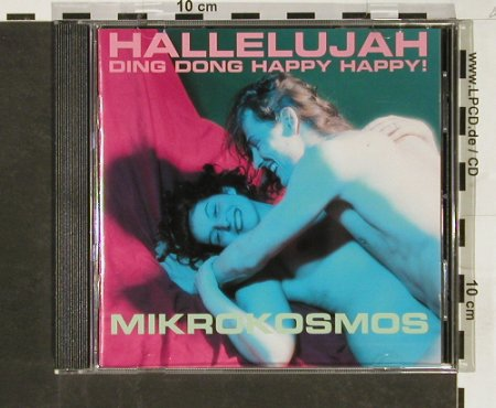 Hallelujah Ding Dong Happy Happy: Mikrokosmos, L'Age D'Or(), D, 1992 - CD - 58474 - 5,00 Euro