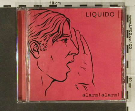 Liquido: Alarm ! Alarm !, Virgin(), D, 2002 - CD - 58659 - 7,50 Euro