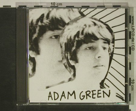 Green,Adam: Same, RoughTrade(051), UK, 2002 - CD - 58811 - 7,50 Euro