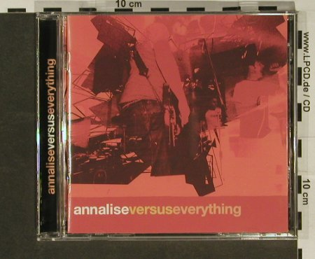 Annalise: Versus Everything, BossTuneag(), UK, 01 - CD - 59059 - 5,00 Euro