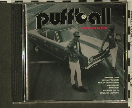 Puffball: Swedish Nitro, Burning H.(), S, 99 - CD - 59323 - 5,00 Euro