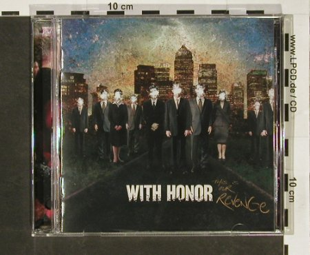 With Honor: This Is Our Revenge, 11 Tr.Promo,Co, Victory(VR276), US, 2005 - CD - 59333 - 7,50 Euro