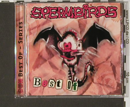 Spermbirds: Best Of,19Tr., Gun(), EEC, 99 - CD - 59361 - 12,50 Euro
