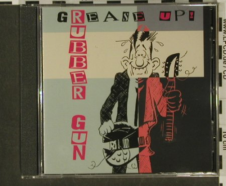 Rubber Gun: Grease Up!, Knock Out Rec.(), D,  - CD - 59363 - 11,50 Euro