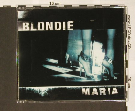 Blondie: Maria*4, Beyond(), EU, 99 - CD5inch - 59464 - 2,50 Euro