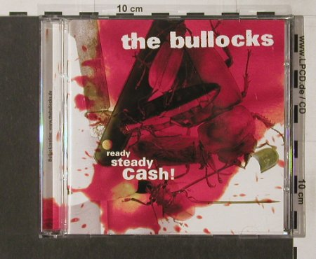 Bullocks: Ready Steady Cash!, Wolverine(WRR 107CD), D, 03 - CD - 59471 - 10,00 Euro